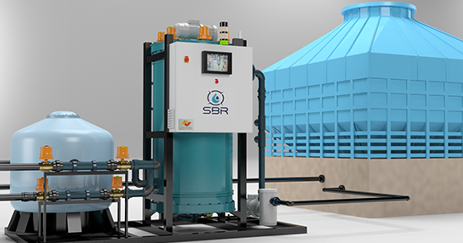 NON-Chemical Water Treatment for Cooling Tower