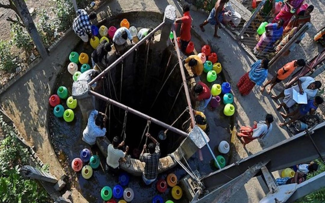 Chennai Water Crisis: A wake-up call for Indian industries