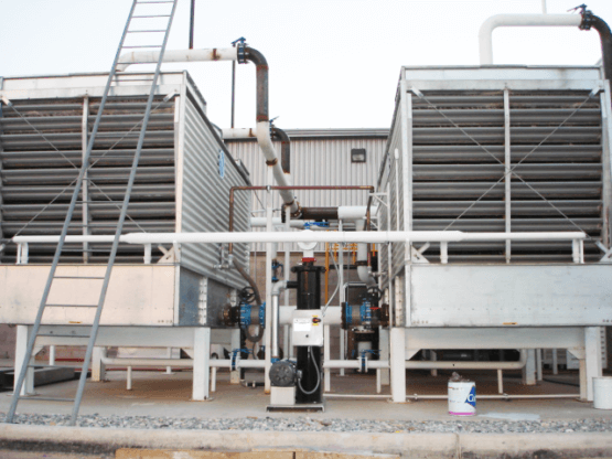 How cooling tower water filtration systems can help your cooling system operate more efficiently