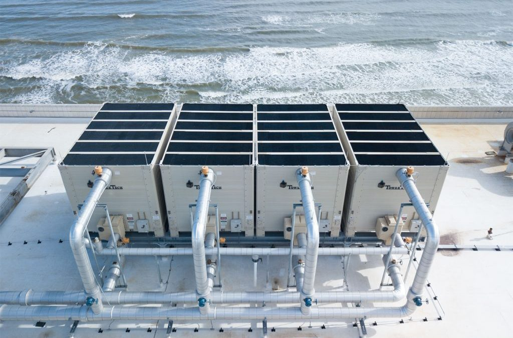Basics water-saving measures to take for cooling tower management