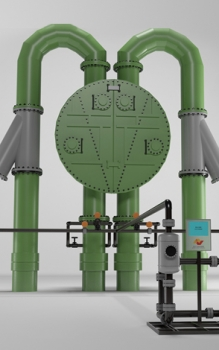 Condenser Onload Tube Cleaning System (COLTCS)